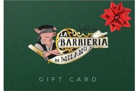 Hiro - La Barbieria di Milano GIFT CARD