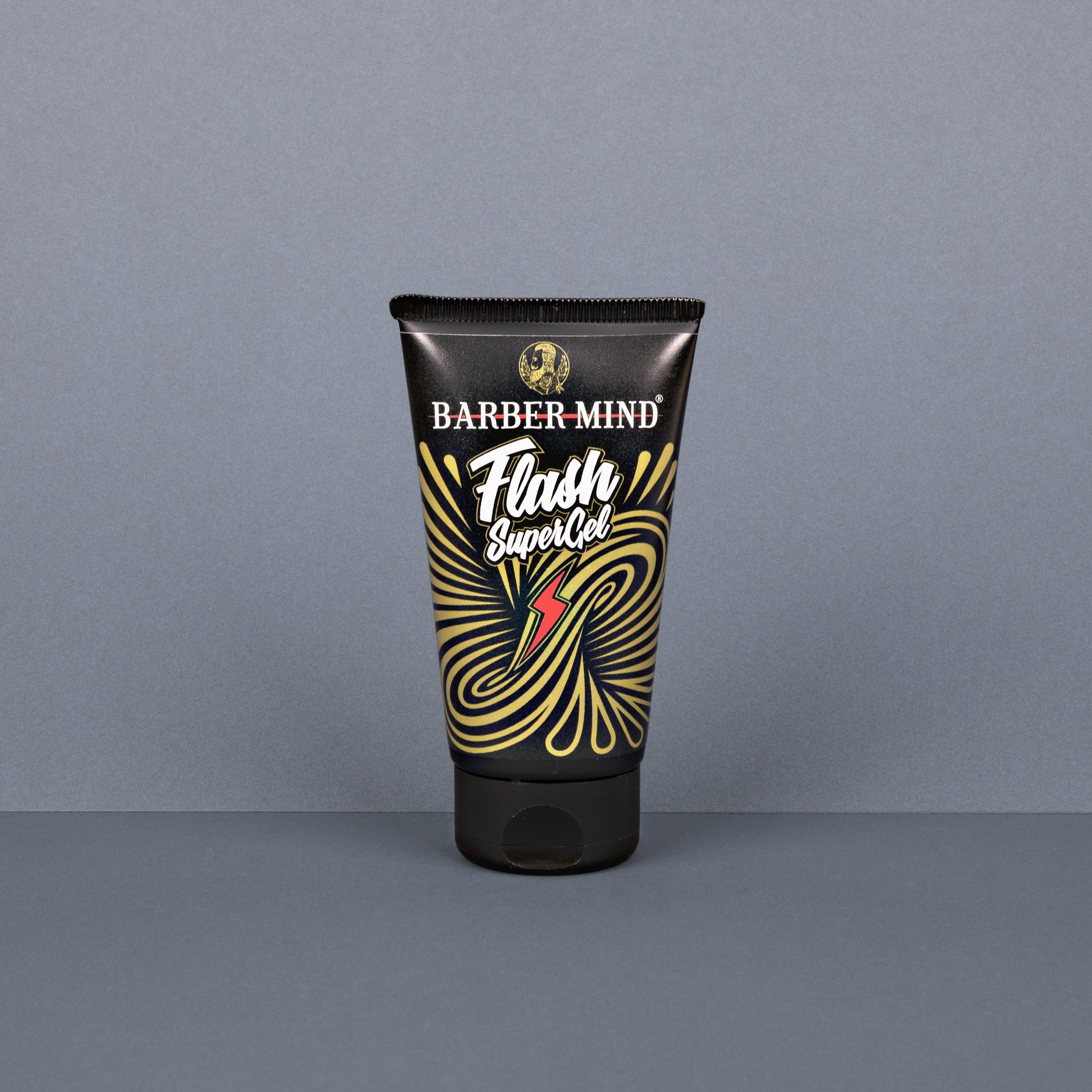 Barber Mind Flash Super Gel