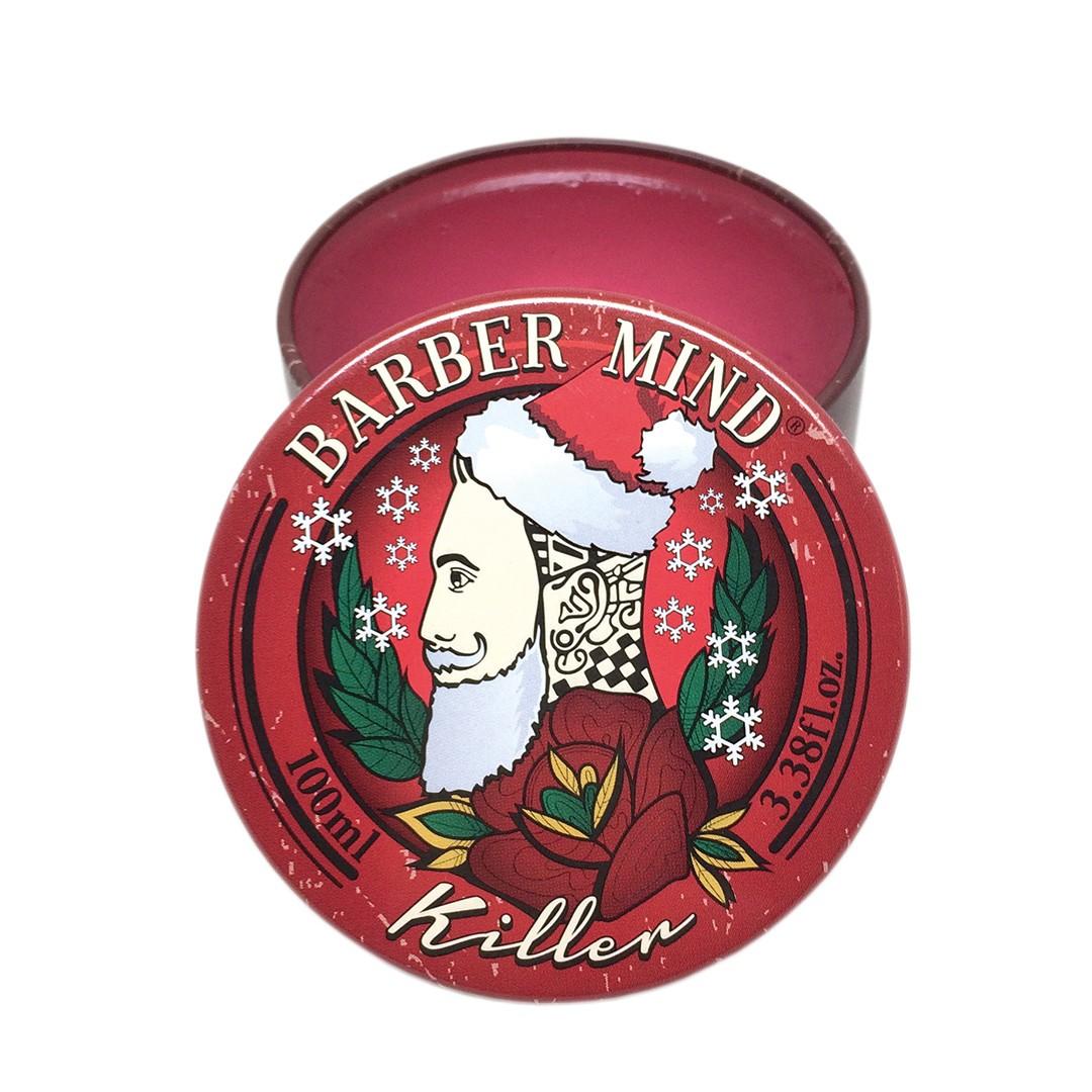 Barber Mind Killer Christmas Limited Edition