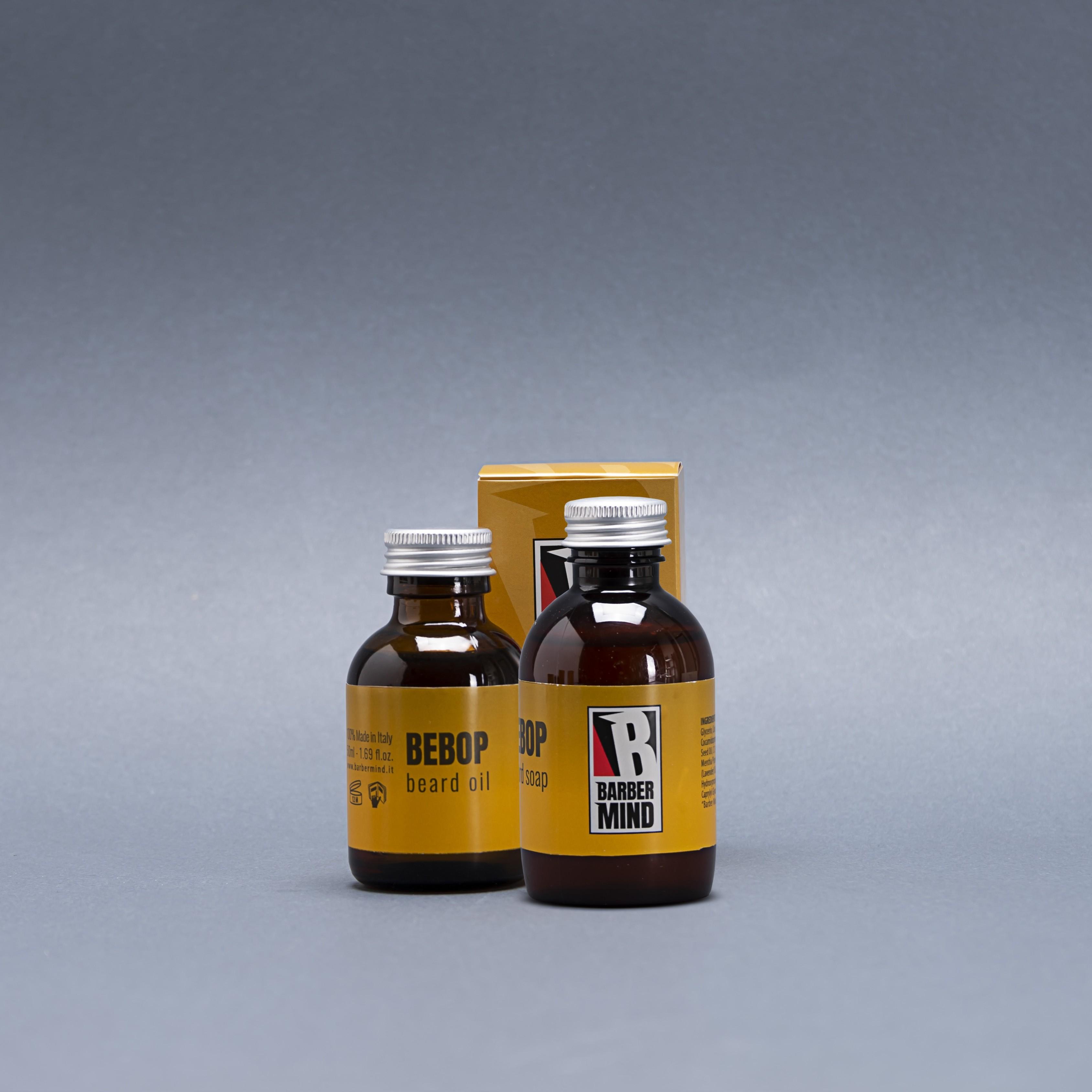 Barber Mind Bebop Kit Oil