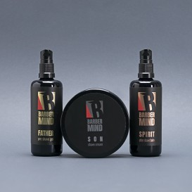 Barber Mind Little Italy Shaving KIT